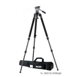 Trípode de aluminio para cámaras DV DS10